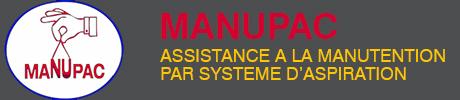 MANUPAC Logo